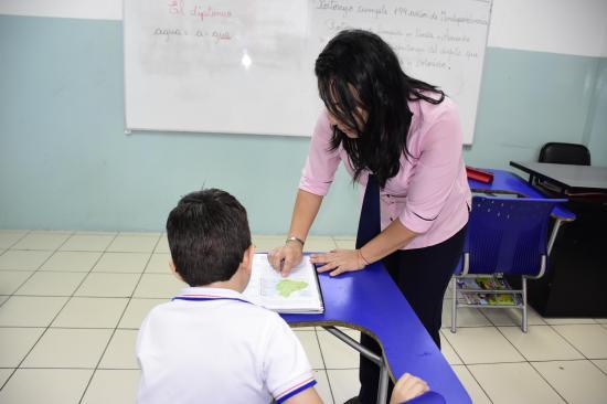 Hoy se reanudan las clases en todo el Ecuador