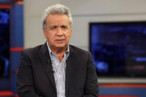 Exmandatarios respaldan al presidente Moreno ante ola violenta en Ecuador