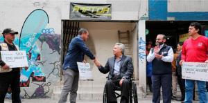 El Gobierno de Ecuador abre una línea de crédito para comercios afectados por protestas