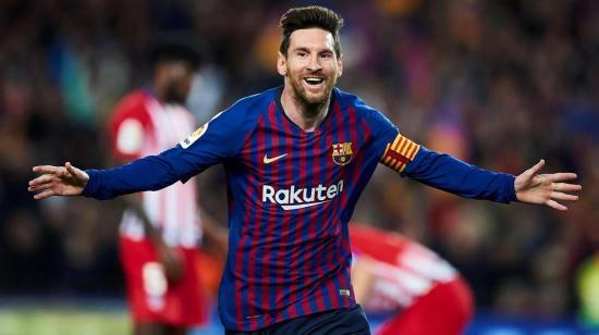 Messi aclara que estaría ''toda la vida'' en Barcelona si sabe que competirá