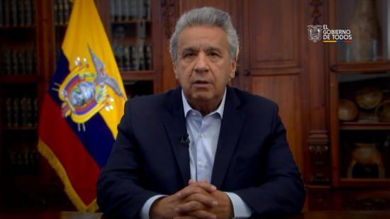 Presidente Moreno anuncia una nueva reforma tributaria que será enviada a la Asamblea