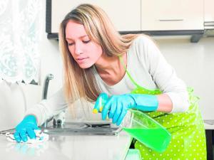 Cuando la limpieza se vuelve una obsesión