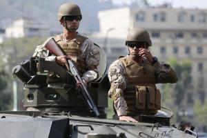 Chile: El Ejército decreta toque de queda en Santiago por persistencia de disturbios