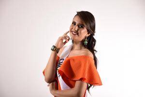 Ana Patricia Dueñas es electa como Reina de Manabí 2019