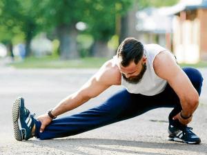 Cuida y protege tu rodilla de lesiones
