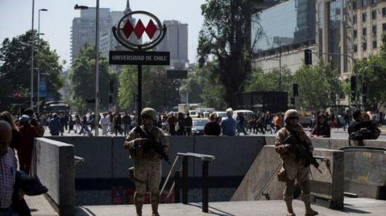 Senado chileno aprueba proyecto de ley para anular el alza a tarifa del metro