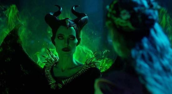 ''Maléfica: dueña del mal'' reina sin brillo en los cines de EE.UU.