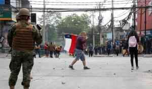 Confirman la muerte de un ecuatoriano en las protestas de Chile