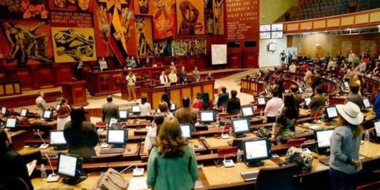 Asamblea Nacional inicia análisis a reformas tributarias presentadas por Moreno