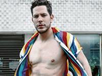 "Christian Chávez: ""Agradezco a dios por haber nacido gay"""
