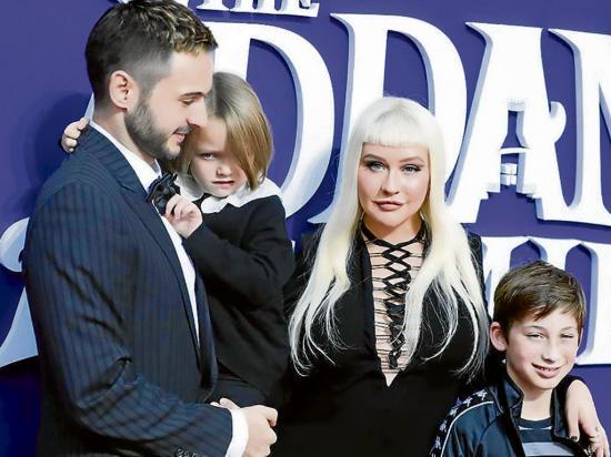 Christina Aguilera considera que el paso de los años es bueno