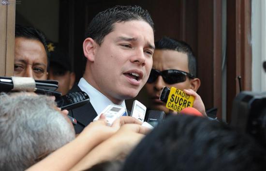 Declaran nulo proceso por enriquecimiento ilícito en contra de exministro Iván Espinel
