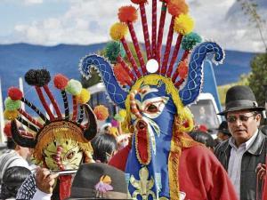una fiesta ancestral