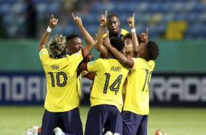 Ecuador vence 2-1 a Australia en su debut en el Mundial Brasil 2019