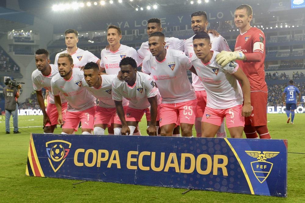 En la tanda de penales, Liga (Q) consiguió el pase a la final de la Copa Ecuador