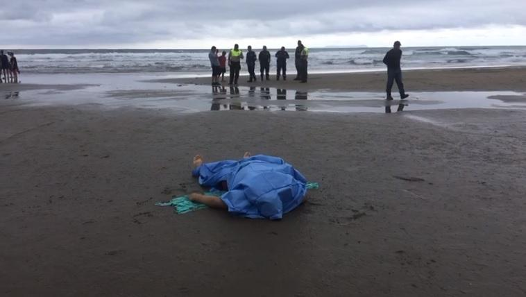 Joven de 18 años muere ahogada en la playa San José de Montecristi