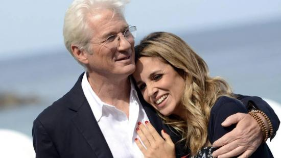 Richard Gere y la española Alejandra Silva esperan su segundo hijo