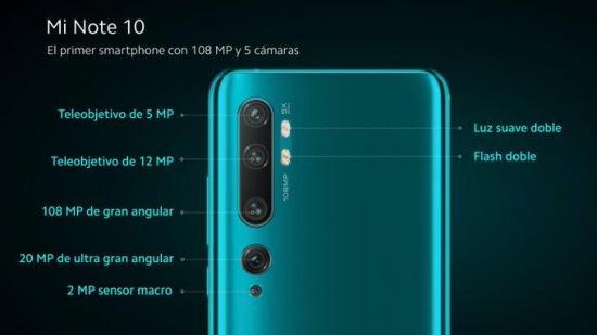 Xiaomi lanza el primer celular con una cámara que supera los 100 megapíxeles