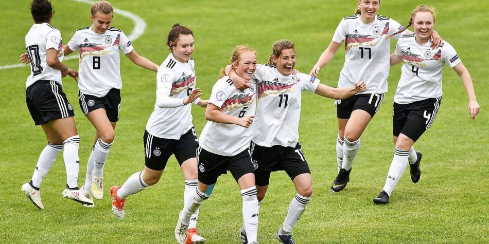 La selección femenina alemana no viajará más a países que discriminan a la mujer