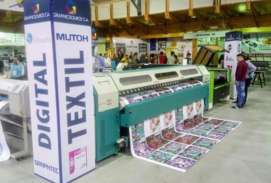 Se inaugura en Quito la séptima edición de la Feria de la Industria Gráfica y Publicitaria
