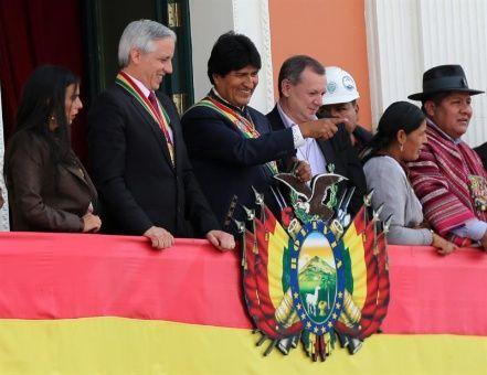 Gobierno boliviano descarta la renuncia de Morales reclamada por la oposición