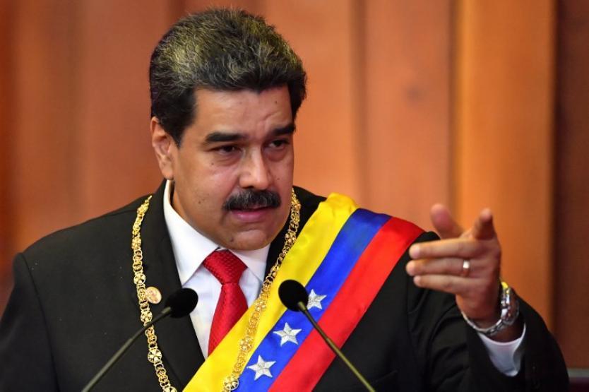 Opositores venezolanos piden a partidos españoles sanciones contra Nicolás Maduro