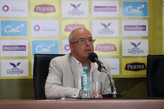 Jorge Célico convoca a 27 jugadores a la Selección de Ecuador para fecha FIFA