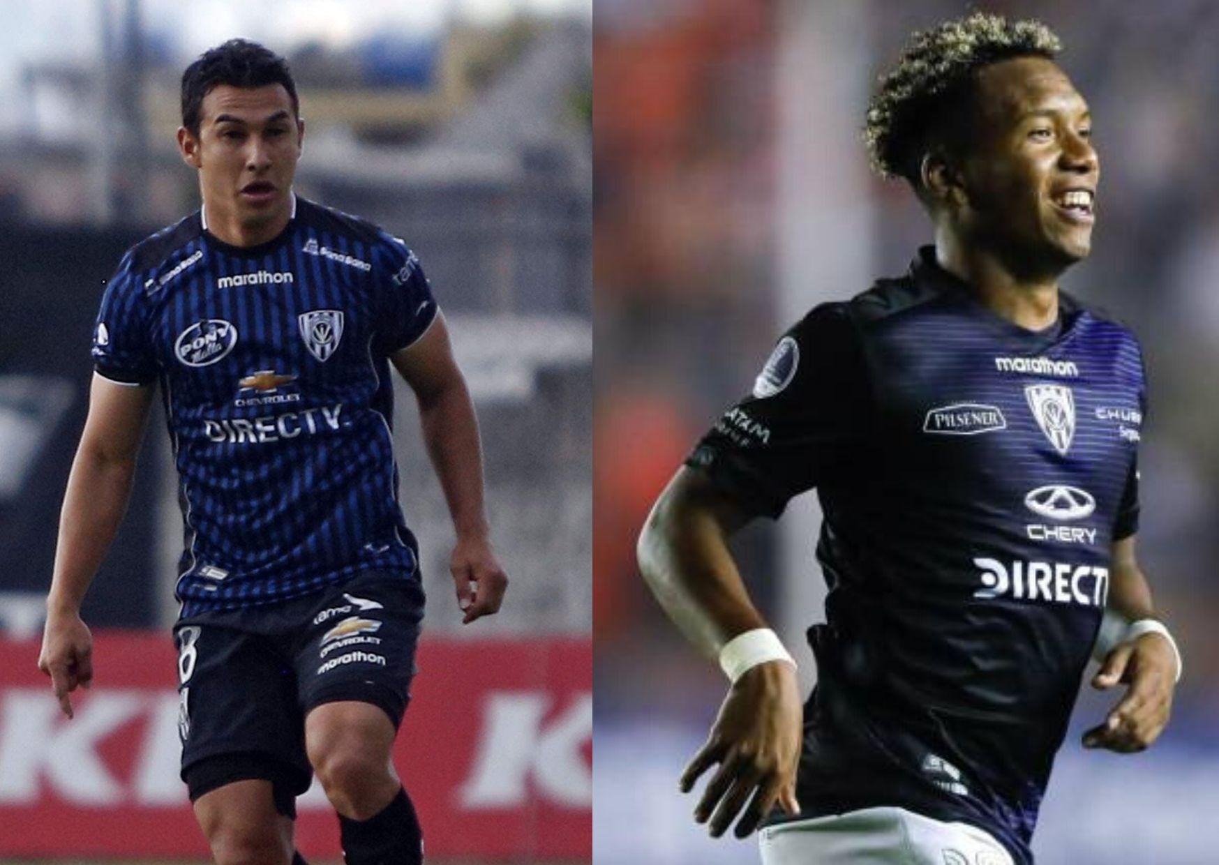 Dos mantenses en la final de la Copa Sudamericana