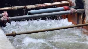 EPAM suspenderá servicio de agua por cambio de bomba en planta El Ceibal