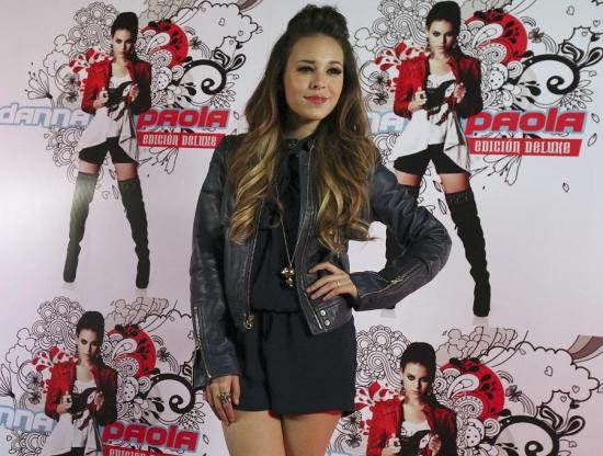 Danna Paola, la estrella latina que ilumina a los jóvenes