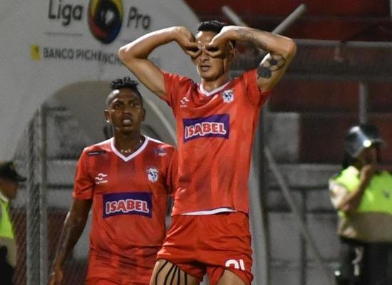 Manta complica sus posibilidades de ascenso tras perder 3-2 ante Gualaceo
