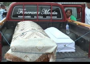 Una mujer y su hijo de cuatro años mueren quemados en Paján