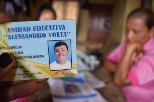 Madre busca a su hijo de 12 años que desapareció en viernes
