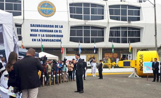 Ecuador, ''primer país en Latinoamérica'' que monitoreará toda su zona costera