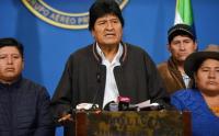 La directora de la cadena rusa RT le ofrece trabajo a Evo Morales