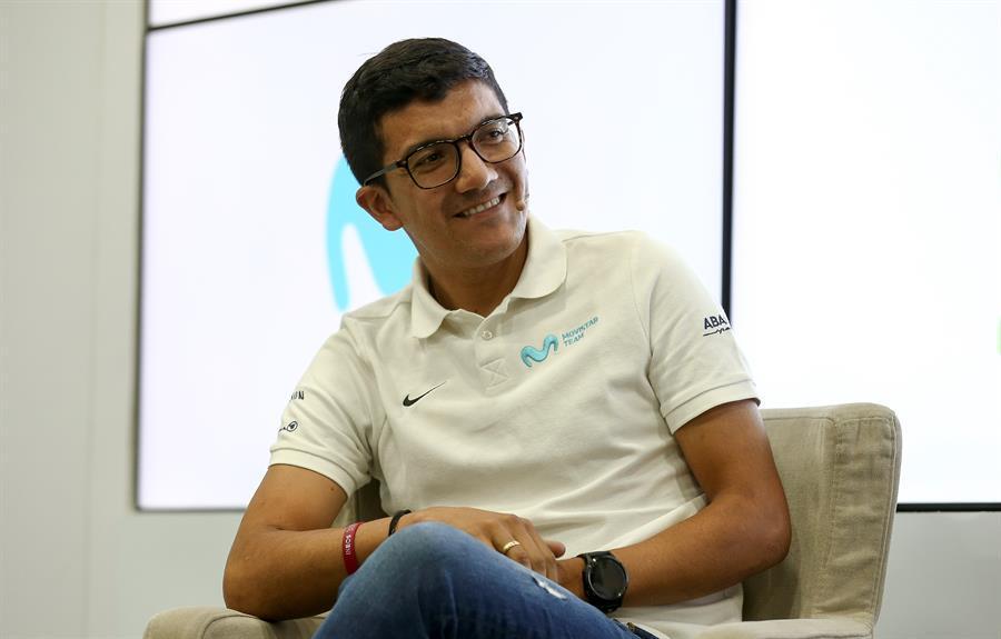 Carapaz se despide del Movistar para probar ''nuevos desafíos'' en Ineos Team