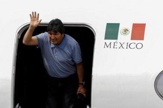 Evo Morales: Se ha consumado el golpe más artero y nefasto de la historia