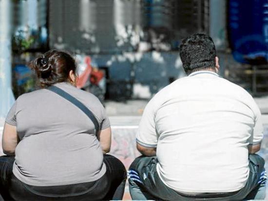 Obesidad en adultos se ha triplicado