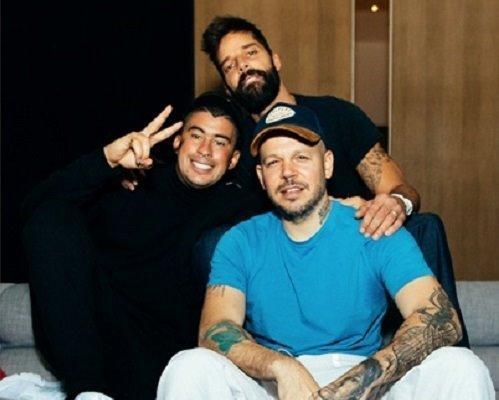 Ricky Martin, Bad Bunny y Residente se juntan en 'Cántalo'