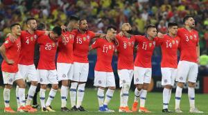 Los jugadores de la selección chilena deciden no disputar amistoso ante Perú