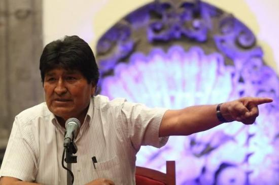 Evo Morales acusa a la OEA de estar 'al servicio del imperio norteamericano'