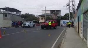 Hombre recibe varios disparos en intento de asesinato en Jaramijó