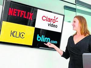 La competencia  aumenta para Netflix