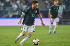Argentina vence por 1-0 a Brasil en el estadio King Saud University