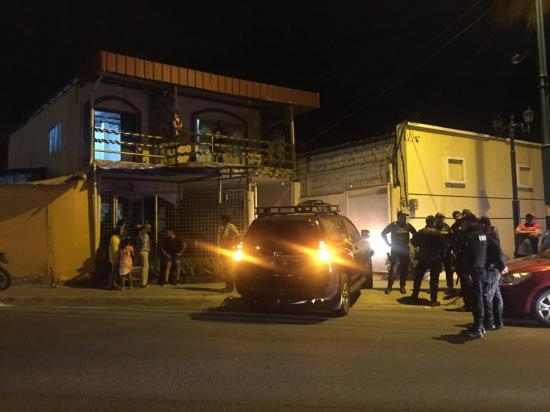 Detienen en Portoviejo a sospechoso de poner bomba en BanEcuador de Naranjal