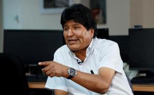 Evo Morales tiene 'mucho miedo' a una guerra civil en Bolivia