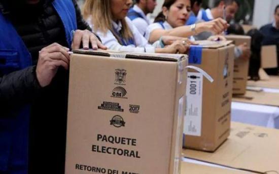 Ministros ecuatorianos sugieren adelanto electoral tras nuevo rechazo de ley