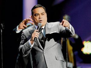 Gilberto Santa Rosa traerá  su magia musical a Ecuador