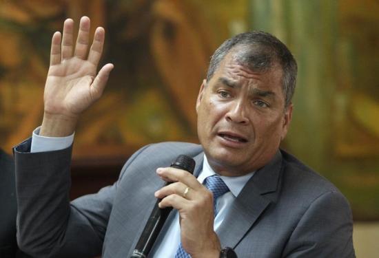 La Procuraduría fija en 23 millones de dólares reparación por caso que salpica a Correa
