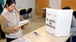 El Gobierno de Ecuador descarta la posibilidad de adelantar elecciones